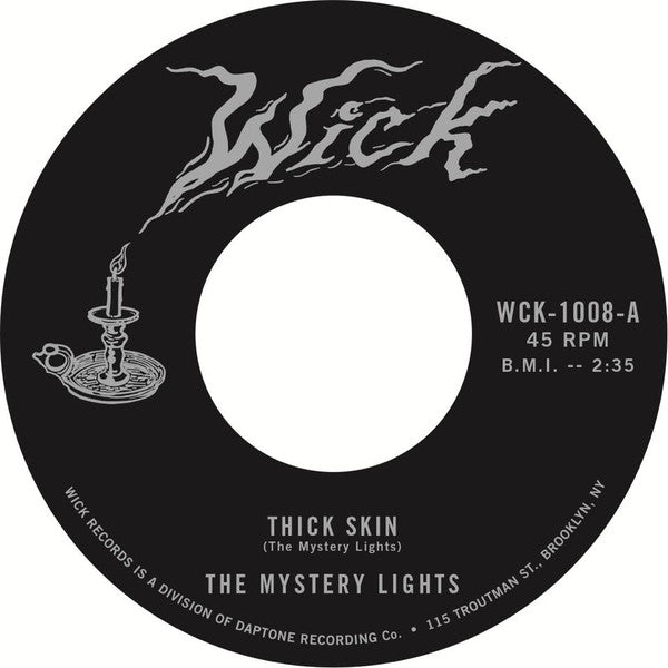 Mystery Lights - Thick Skin