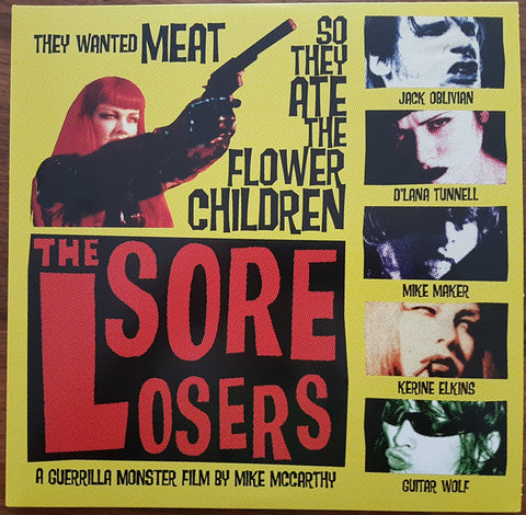 Sore Losers - Original Soundtrack (Goner)
