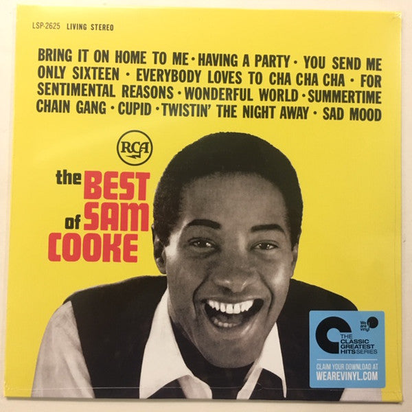 Sam Cooke - The Best Of...