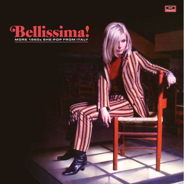 Various Artists - Bellissima: More 1960s She-Pop From Italy