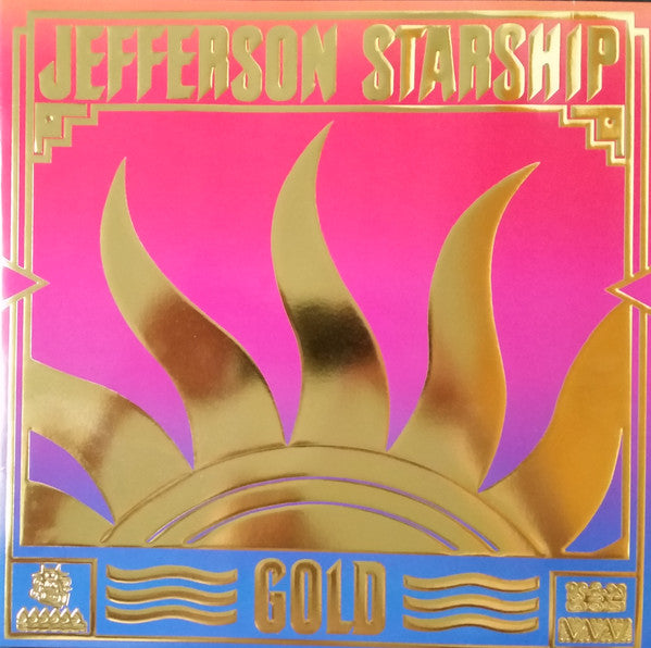 Jefferson Starship ‎- Gold