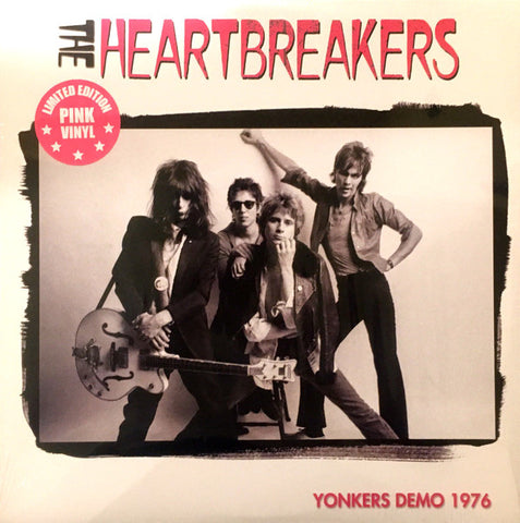 Johnny Thunders & the Heartbreakers - Yonkers Demo 1976