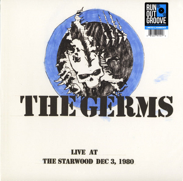Germs - Live At Starwood Dec 3 1980