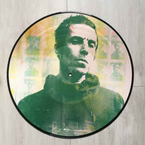 Liam Gallagher - Why Me? Why Not. [Picture Disc] Rsd Lp [Warner Bros.] 190295408404arner Bros.]