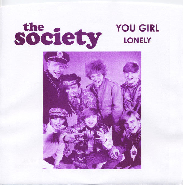 Society - You Girl