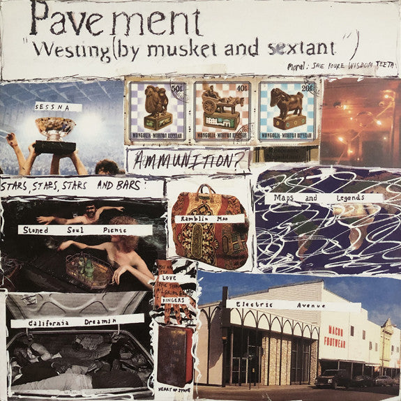 Pavement - Westing [by Musket And Sextant]