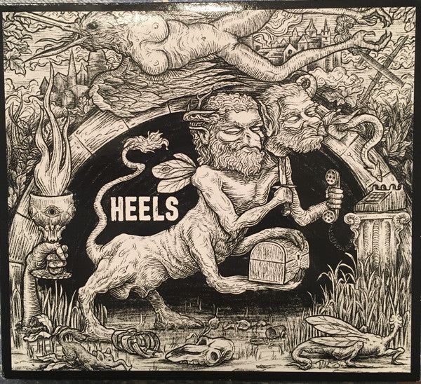 Heels - Good People Even Do Bad Things