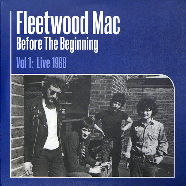 Fleetwood Mac ‎- Before The Beginning Vol 1: Live 1968
