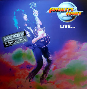 Ace Frehley - Frehley's Comet Live