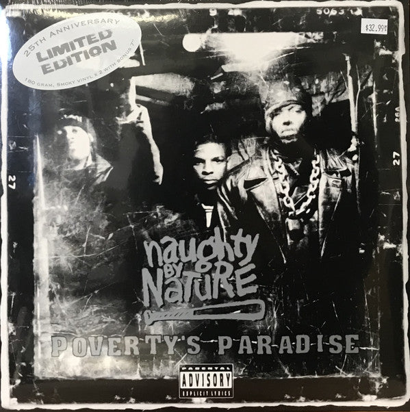 Naughty By Nature - Poverty's Paradise [25th Ann Ed]