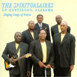 Spiritualaires - Singing Songs Of Praise