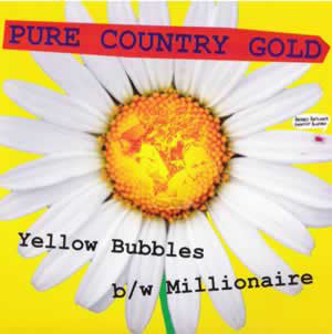 Pure Country Gold - Yellow Bubbles