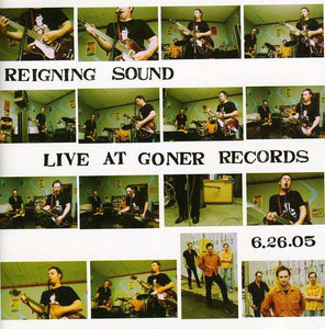 Reigning Sound - Live At Goner (Goner)