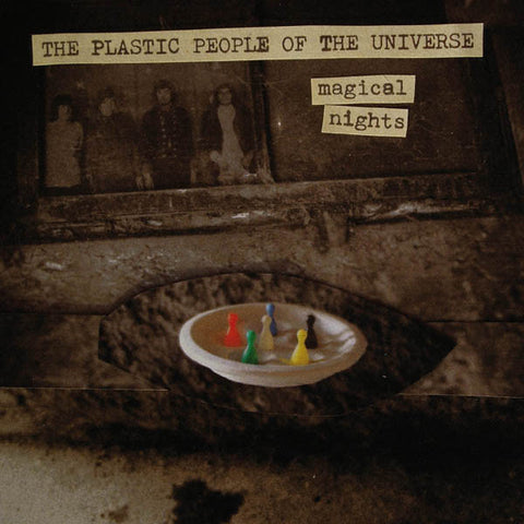 Plastic People Of The Universe - Magical Nights