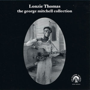Lonzie Thomas - The George Mitchell Collection