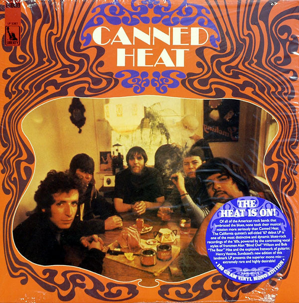 Canned Heat - S/T