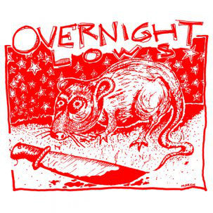 Overnight Lows - Slit Wrist Rock n' Roll/I'll Be Everything (Goner)