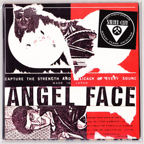 Angel Face/1984 - Henri Flesh Archives