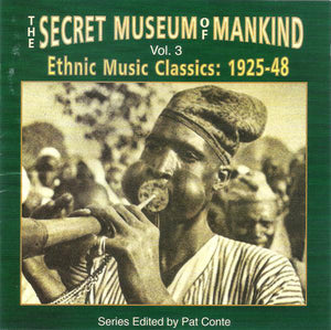 Various Artists - Secret Museum Of Mankind: Volume 3