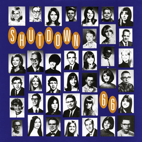 Various Artists - Shutdown '66