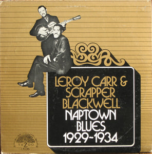 Leroy Carr & Scrapper - Naptown BluesL: 1929-1934