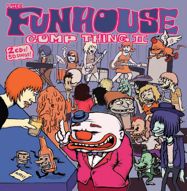 Various Artists - Funhouse Comp Thing