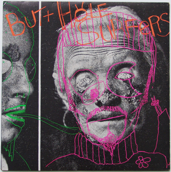 Butthole Surfers - Psychic, Powerless ... Another Man's Sac