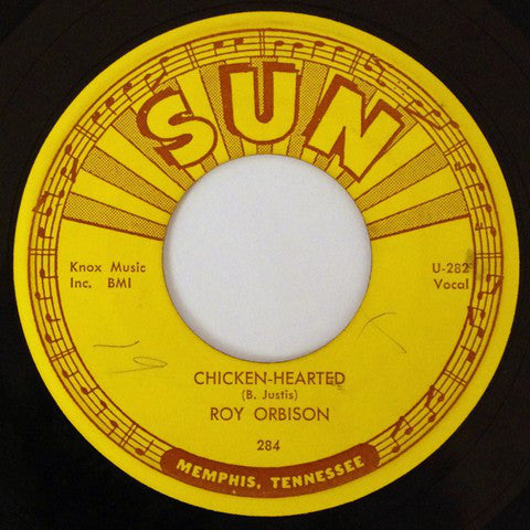 Roy Orbison - Chicken Hearted