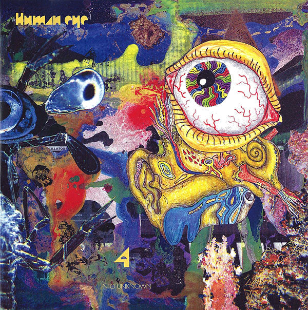 Human Eye - 4 Into Unknown (Goner)