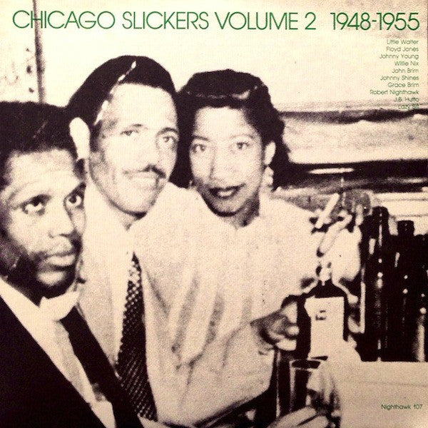 Various Artists - Chicago Slickers: Volume 2  1948- 1955