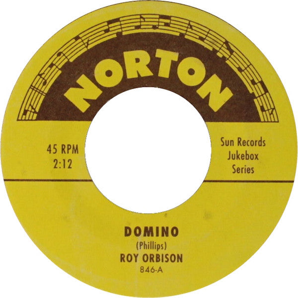 Roy Orbison/Gene Ross - Split