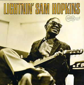 Lightnin' Sam Hopkins - Self-titled