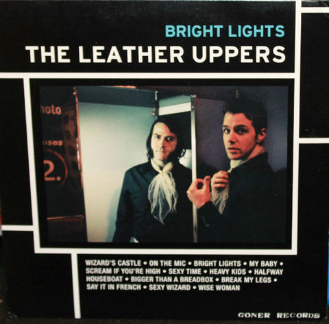 Leather Uppers - Bright Lights (Goner)