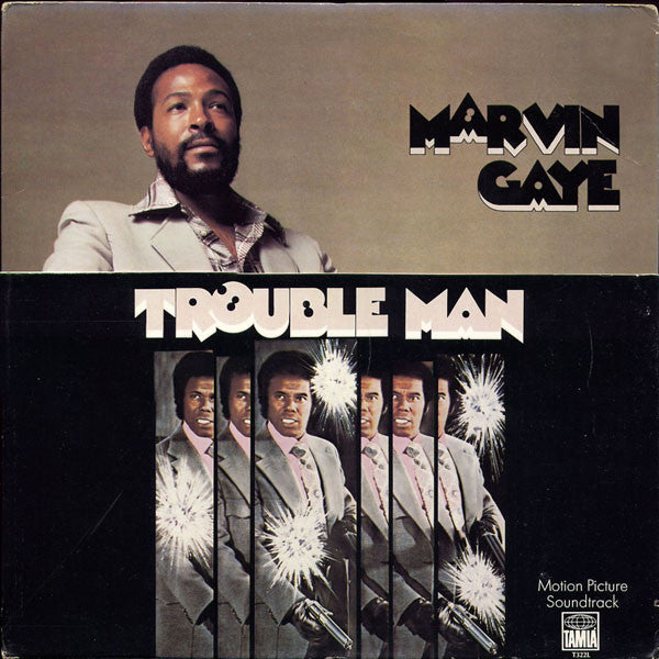 Marvin Gaye ‎– Trouble Man