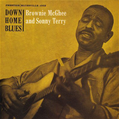 Sonny Terry & Brownie McGhee - Down Home Blues