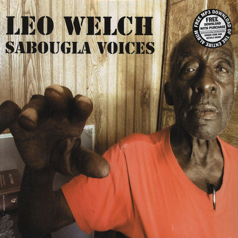 Leo Bud Welch - Sabougla Voices