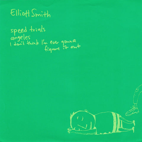 Elliott Smith - Speed Trials
