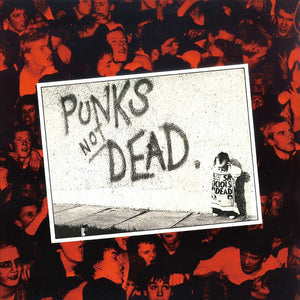 Exploited - Punks Not Dead