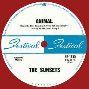 Sunsets - Animal