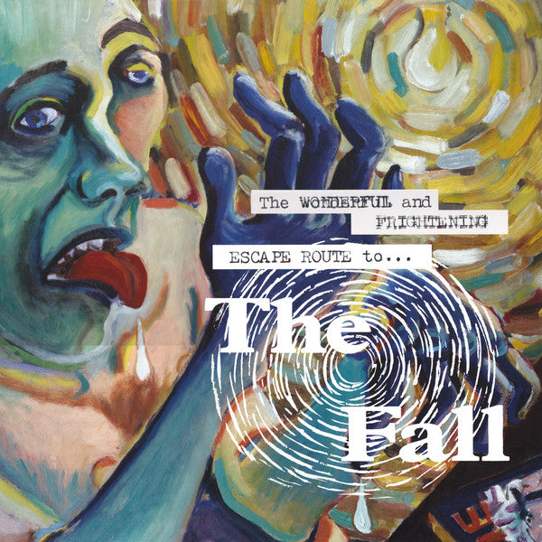 Fall - Wonderful & Frightening Escape Route To The Fall