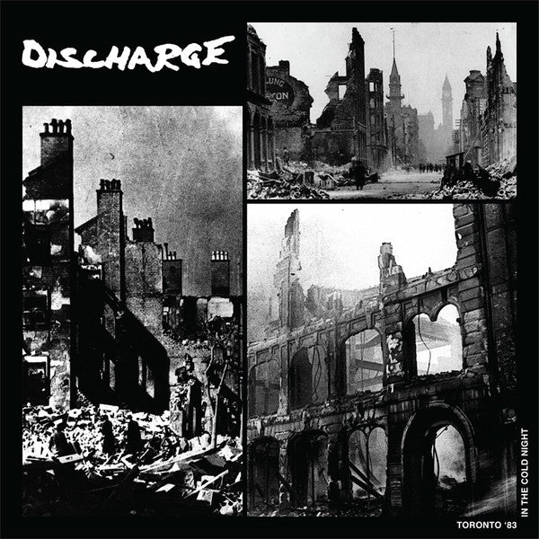 Discharge - Live In Toronto '83