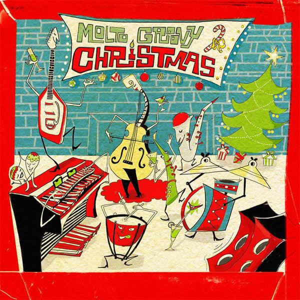 Carlo Poddighe - Molto Groovy Christmas