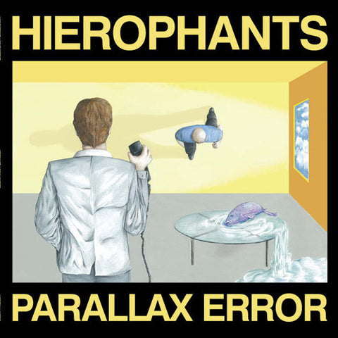 Hierophants - Parallax Error (Goner)