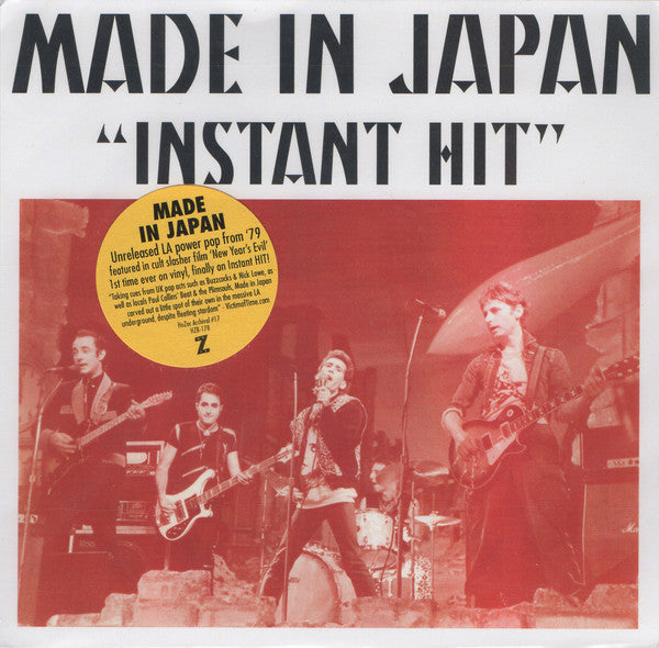 Made In Japan - Instant Hit