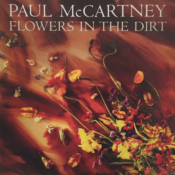 Paul Mccartney - Flowers In The Dirt Deluxe Remaster