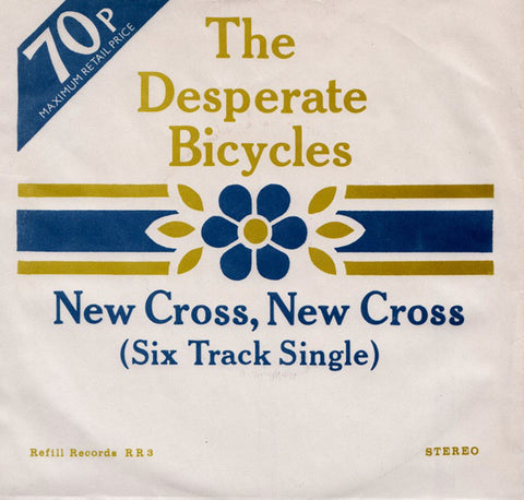 Desperate Bicycles - New Cross