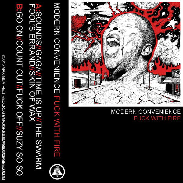 Modern Convenience - Fuck With Fire