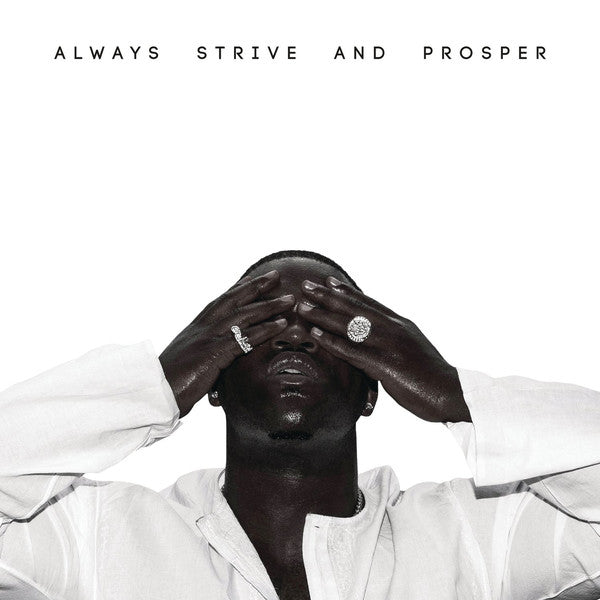 A$Ap Ferg Lp - Always Strive And Prosper