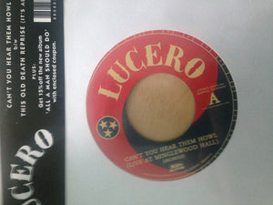 Lucero - Can't You Hear Them Howl / This Old Death Reprise
