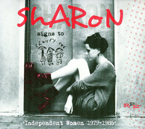 Various Artists - Sharon Signs To Cherry Red
